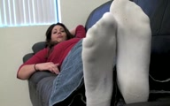 Tracy's Worn Sock Show